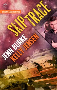 Skip Trace - Kelly Jensen, Jenn Burke