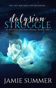 Dalysian Struggle - Jamie Summer