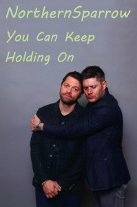 You Can Keep Holding On - NorthernSparrow