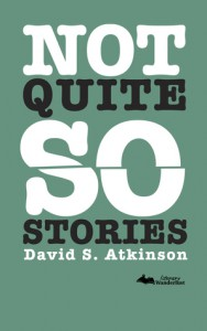 Not Quite So Stories - David S. Atkinson