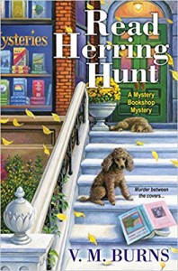 Read Herring Hunt - V.M. Burns