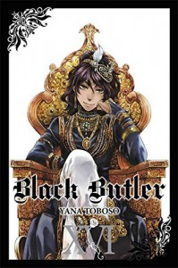 Black Butler, Vol. 16 - Tomo Kimura, Yana Toboso