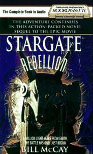 Stargate Rebellion - David Fox, Bill McCay