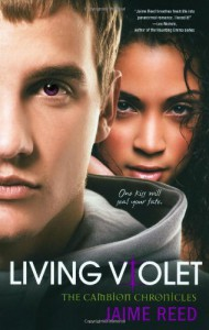Living Violet (Cambion Chronicles) - Jaime Reed