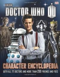 Doctor Who Character Encyclopedia - Jason Loborik, Annabel Gibson, Moray Laing