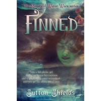 Finned (The Merworld Water Wars, #1) - Sutton Shields