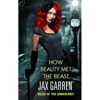 How Beauty Met the Beast (Tales of the Underlight #1) - Jax Garren