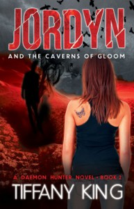 Jordyn and the Caverns of Gloom - Tiffany King