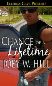 Chance of a Lifetime - Joey W. Hill