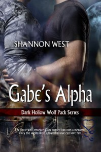 Gabe's Alpha - Shannon West