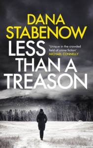 Less Than A Treason -  Dana Stabenow