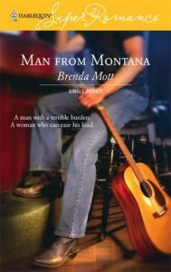 Man From Montana - Brenda Mott