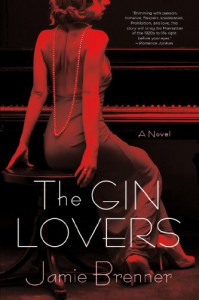 The Gin Lovers - Jamie Brenner