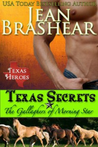 Texas Secrets: The Gallaghers Book 1 (Texas Heroes) - Jean Brashear