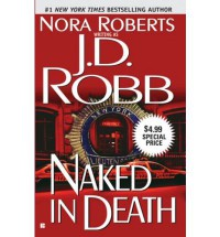 Naked in Death  - J.D. Robb