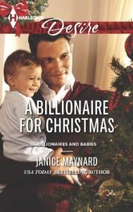 A Billionaire for Christmas - Janice Maynard