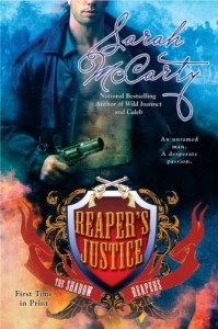 Reaper's Justice (The Shadow Reapers) - Sarah McCarty