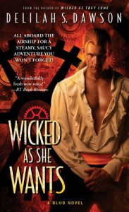 Wicked as She Wants - Delilah S. Dawson
