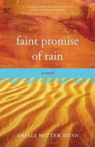 Faint Promise of Rain - Anjali Mitter Duva