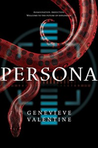 Persona (The Persona Sequence) - Genevieve Valentine