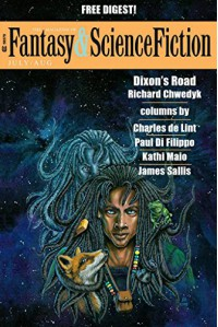 Fantasy & Science Fiction, Free Exclusive Digest - Spilogale Inc.