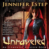 Unraveled - Audible Studios, Jennifer Estep, Lauren Fortgang