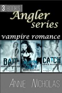 Angler 3 Book Box Set - Annie Nicholas