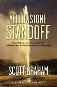 Yellowstone Standoff - Scott Graham