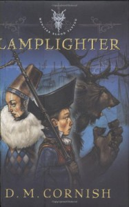 Lamplighter (Monster Blood Tattoo, Book 2) - D.M. Cornish