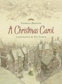 Christmas Carol, a (Lib)(CD) - Charles Dickens