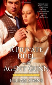A Private Duel with Agent Gunn - Jillian Stone