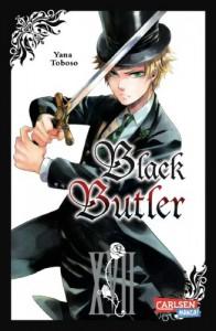 Black Butler, Band 17 - Yana Toboso