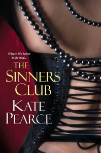 The Sinners Club (The Sinners' Club) - Kate Pearce