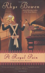 A Royal Pain - Rhys Bowen