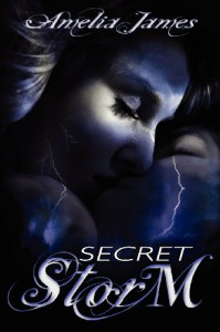 Secret Storm - Amelia James