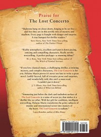 The Lost Concerto - Helaine Mario