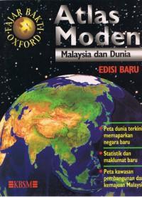 Atlas Moden: Malaysia dan Dunia - KBSM