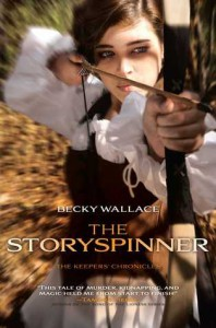 The Storyspinner - Becky Wallace