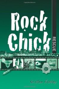 ROCK CHICK RESCUE  - Kristen Ashley