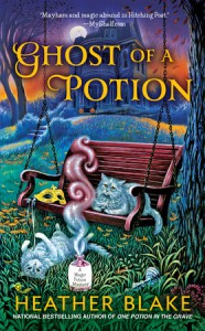 Ghost of a Potion - Heather Blake