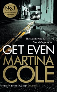 Get Even - Martina Cole