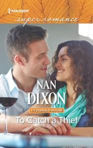 To Catch A Thief  - Nan Dixon