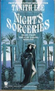 Night's Sorceries (Flat Earth Series) - Tanith Lee