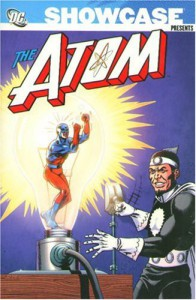 Showcase Presents: The Atom, Vol. 1 - Gardner Fox;Gil Kane