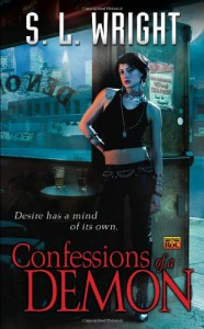 Confessions of a Demon - Susan Wright