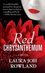 Red Chrysanthemum (Sano Ichiro, #11) - Laura Joh Rowland