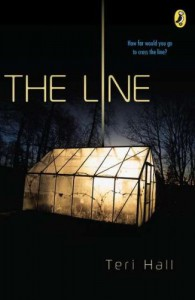 The Line (The Line #1) - Teri Hall