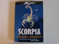 Scorpia - Anthony Horowitz