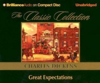 Great Expectations  (Audiocd) - Michael Page, Charles Dickens