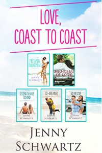 Love, Coast To Coast/Mistaken Engagement/Memories Of Love/Second Chance Island/Ice-Breaker/No Rescue - Jenny Schwartz